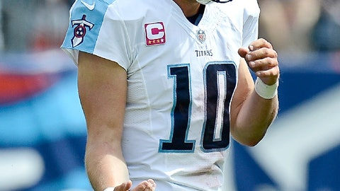 Jake Locker, QB, Titans