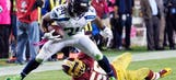Seahawks ground and pound their way past Redskins in D.C.