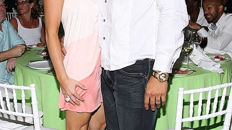 Jason Babin and wife Sara