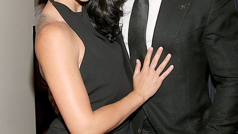 Reggie Bush and Lilit Avagyan