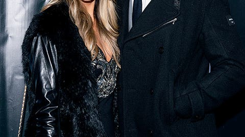 Alex Smith and Elizabeth Barry