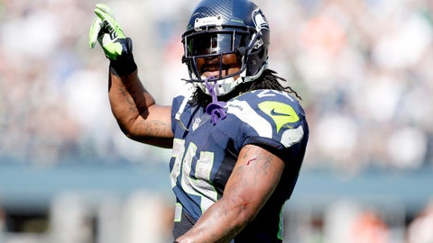 Seattle Seahawks at St. Louis Rams