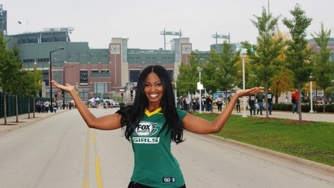 No NFL stadium compares to Lambeau Field! Just ask Bishara.