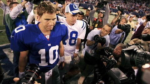 2006 season-opener: Indianapolis 26, New York Giants 21