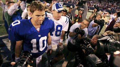 2006 season-opener: Indianapolis 26, New York Giants 21