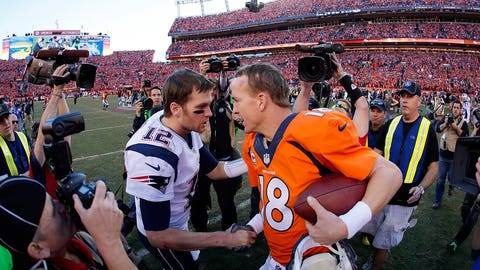 2013 AFC Championship game: Denver 26, New England 16