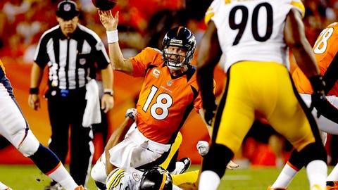 2012 season-opener: Denver 31, Pittsburgh 19