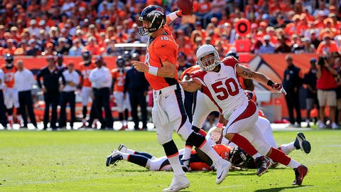 2014 season Week 5: Denver 41, Arizona 20