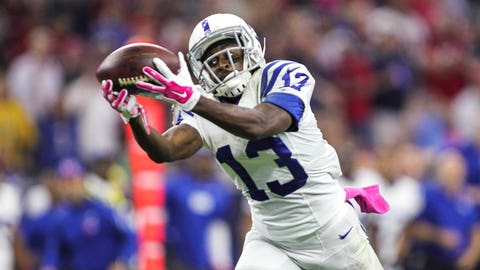 T.Y. Hilton is underrated