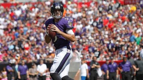 Atlanta Falcons at Baltimore Ravens
