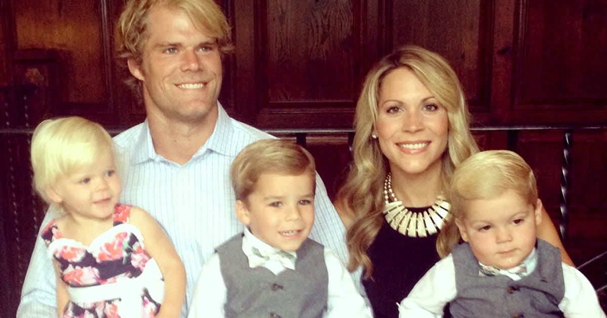 Panthers Olsen Family Draw Inspiration From Young Son