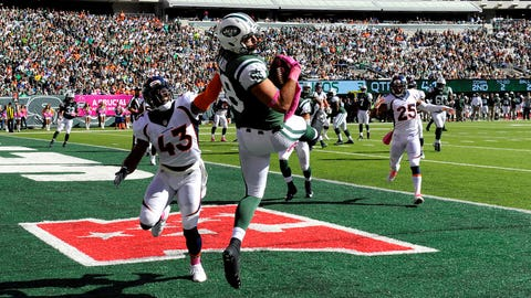December 10: New York Jets at Denver Broncos, 4:05 p.m. ET