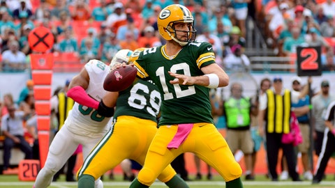 9. Green Bay Packers