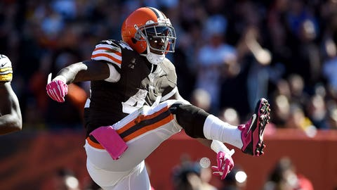 15. Cleveland Browns