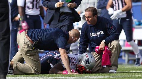 Stevan Ridley, RB, Patriots