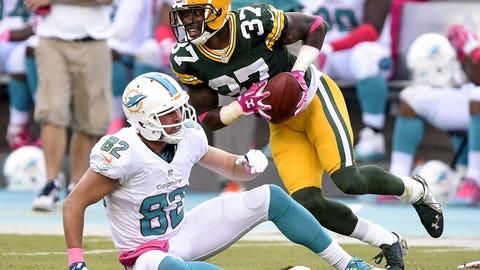 Sam Shields, CB, Packers