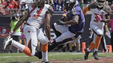 Kamar Aiken, WR, Ravens
