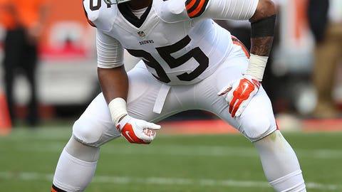 Armonty Bryant, DE, Browns