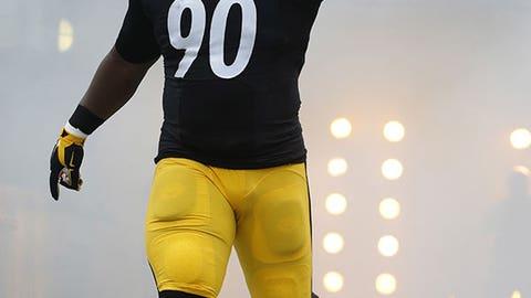 Steve McLendon, NT, Steelers