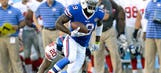 Bills WR Williams now says he's staying; still unsure if he's playing