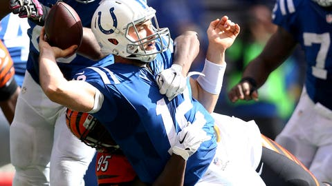 Indianapolis Colts at Pittsburgh Steelers