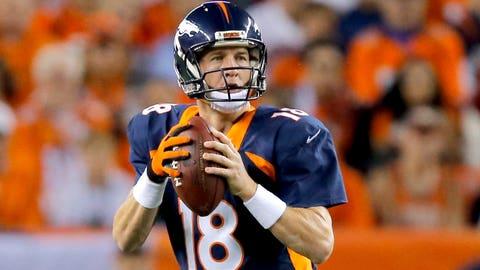 1. Denver Broncos
