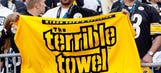 Fired Up Fans: Steelers Nation never forgets to bring a towel