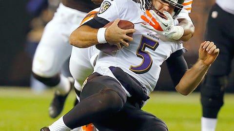 2013 Baltimore Ravens (8-8)