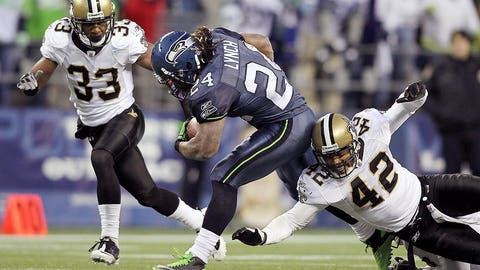 2010 New Orleans Saints (11-5)