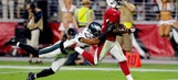 Late 75-yard TD pass from Palmer to Brown pushes Cardinals past Eagles