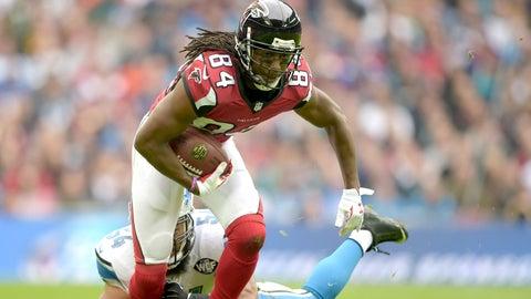 27. Atlanta Falcons