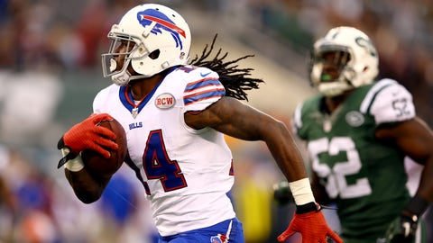 Sammy Watkins, WR, Buffalo Bills