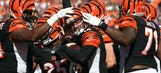 Bengals rebound from blown lead to earn season sweep of Ravens