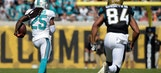 Dolphins shut down Jaguars with two picks for six