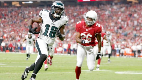Wide Receiver – Jeremy Maclin, Philadelphia Eagles