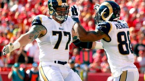 Jake Long, OT, Rams