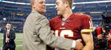 Report: Redskins PR boss explains breaking up Colt McCoy interview