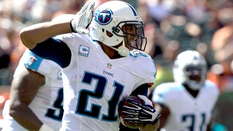 28. Tennessee Titans