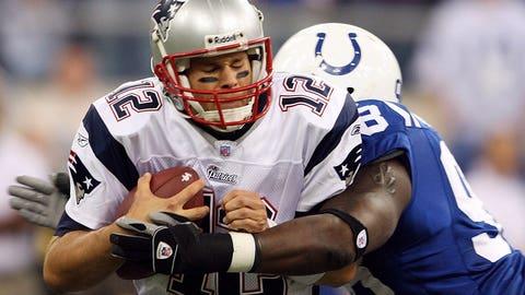 2006: Colts 38, Patriots 34