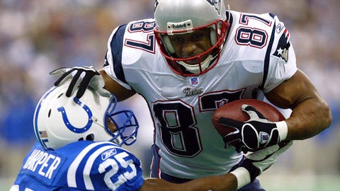 2003 season Week 13: New England 38, Indianapolis 34
