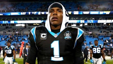 Cam Newton, QB, Carolina Panthers