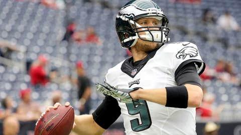 QB Nick Foles, Eagles