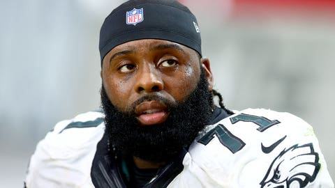 Left Tackle – Jason Peters, Philadelphia Eagles