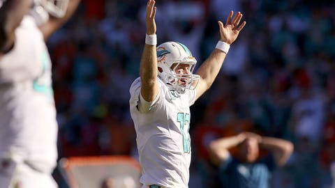 Dolphins QB Ryan Tannehill, $19.25 million
