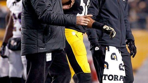 Ryan Shazier, LB, Steelers