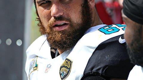 Brandon Linder, G, Jaguars
