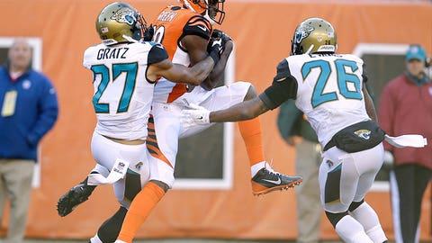 Josh Evans, S, Jaguars