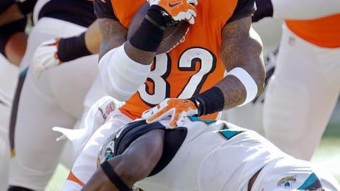 Jeremiah George, LB, Jaguars