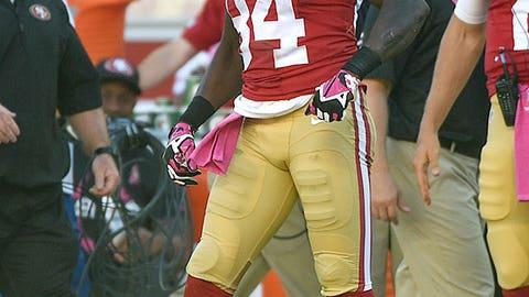 Brandon Lloyd, WR, 49ers