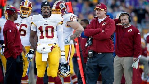 26. Washington Redskins